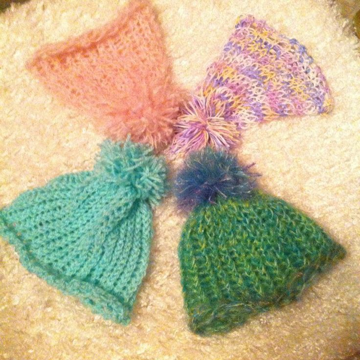 Beanies for babies!