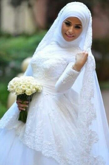 #Hijabi Bride. Follow #Professionalimage #Internationalweddings