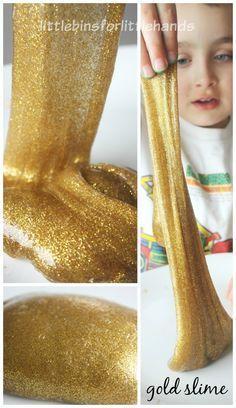 Aujourd'hui c'est un vrai article régressif ! Vous allez apprendre comment réaliser des crottes de nez de Princesse, ou de la bave de dragon avec les enfants.
