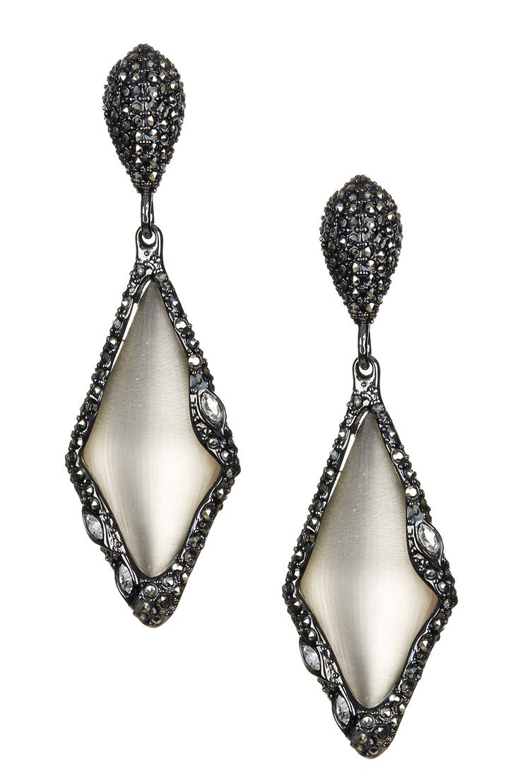 Lucite Kite Drop Earrings by Alexis Bittar on @HauteLook