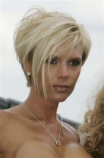 Victoria Beckham (born 17 April 1974) is well known for her new and interesting hairstyles.  Follow the progression of her hair trends and choose your favorite looks of this style icon. See pictures, videos and articles about Victoria Beckham's hair here.