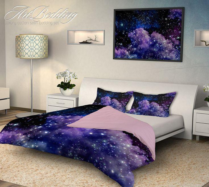 17 Best Ideas About Galaxy Bedding On Pinterest Galaxy