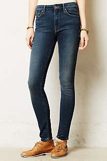 Anthropologie - High-Rise Ankle Jeans