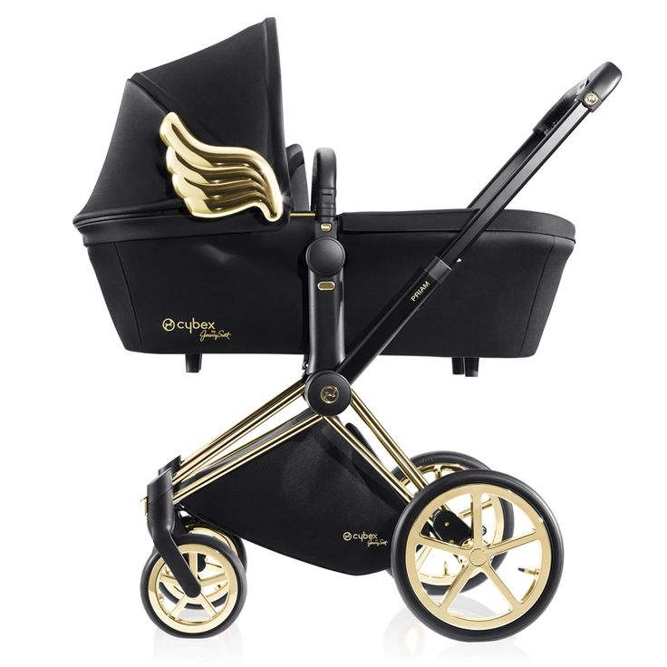 Cybex Prams by Jeremy Scott