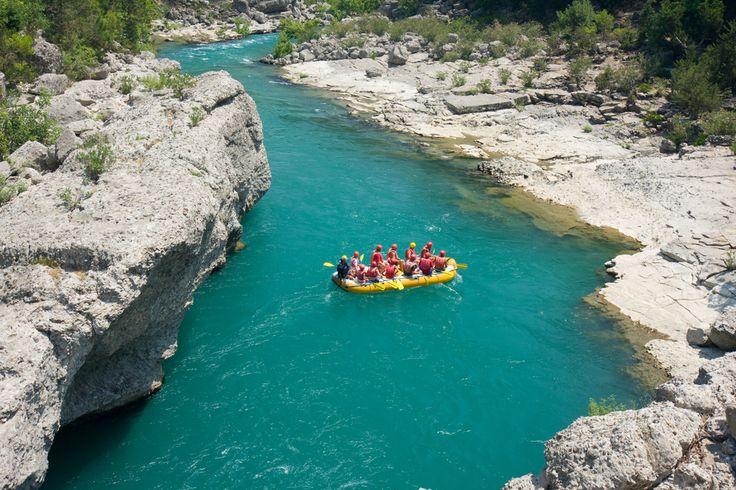 Türkei Urlaub Side  Flößerei #Rafting #Reise #Side #Urlaub #Sehenswürdigkeiten #Antalya