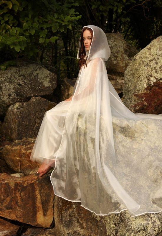 Avalon - Amazing cloak!