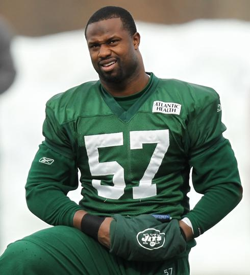Mouthy New York Jets linebacker Bart Scott needs to realize that 'dodgeball' players pay his salary