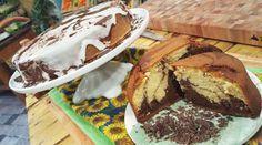 Receta: Cocineros argentinos / Torta marmolada de la abuela