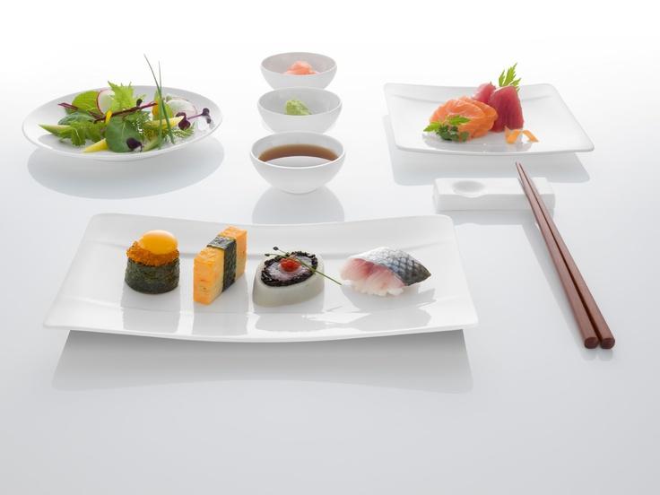 Sushi, které pohladí všechny smysly