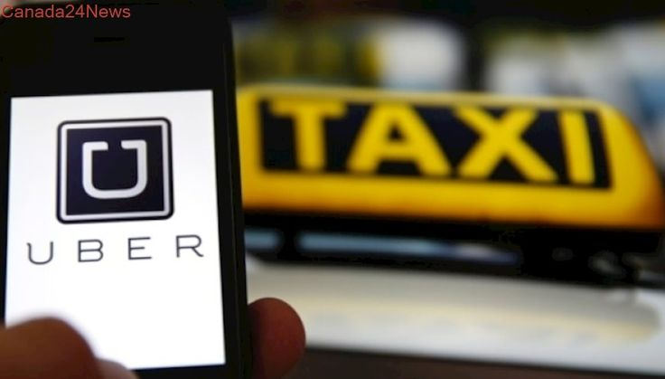 Uber says 815,000 Canadians affected by data breach as investigation launched