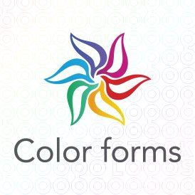 Color+forms+logo