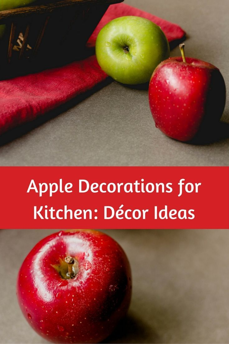 Red Kitchen Accessories 17 Best Images About Apple Decorations For Kitchens Walls Tiles