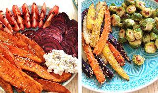 geroosterde groenten, groenten chips recept, foodie, foodblog, health blog, gezonde receptenkopie
