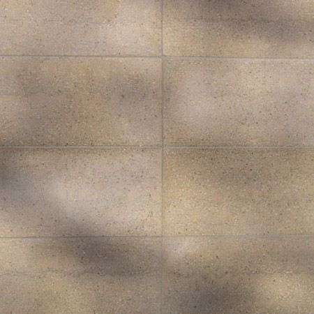 LiTraCon (translucent concrete) from the brighter side- looks like a normal concrete wall