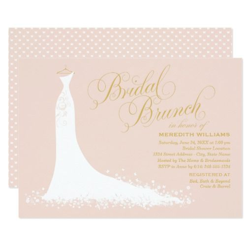 Best 25 brunch invitations ideas on pinterest bridal for Wedding brunch invitations