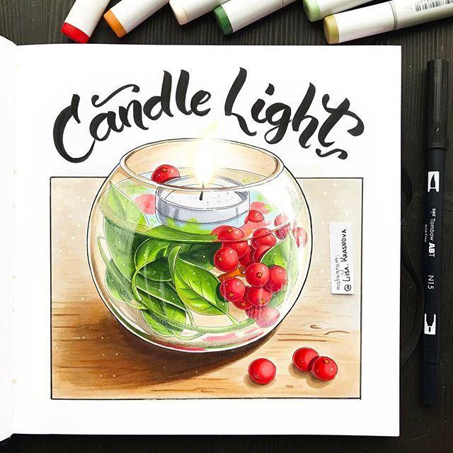 Did you celebrate Earth Hour with candle lights? Рассказывайте, вы зажигали свечки в Час земли? :)