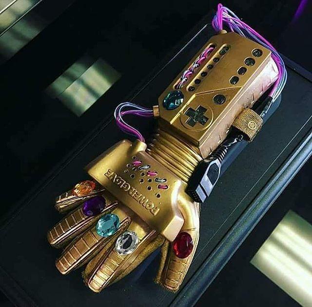 Not the Infinity Gauntlet but the Power Glove I want!! J-vo  Originally Posted by @dcmarvelcomicsmovies  Download at nomoremutants-com.tumblr.com  #marvelcomics #Comics #marvel #comicbooks #avengers #captainamericacivilwar #xmen #xmenapocalypse  #captainamerica #ironman #thor #hulk #ironfist  #spiderman #inhumans #civilwar #nes #infinitygauntlet #Logan #X23 #guardiansofthegalaxy #deadpool #wolverine  #drstrange #infinitywar #thanos #magneto #powerglove #nintendo #nomoreinhumans
