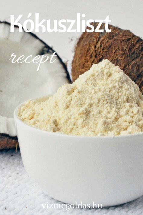 Egészséges receptek - Kókuszliszt készítése házilag – melléktermék isteni kókusztej