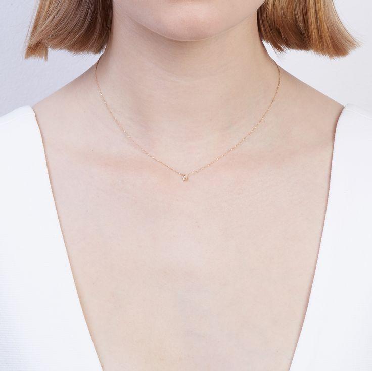 The Orbit Necklace by SARAH & SEBASTIAN
