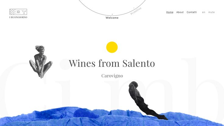 The passion of an expert sommelier for an exclusive collection on wines representing Salento extraordinary land.