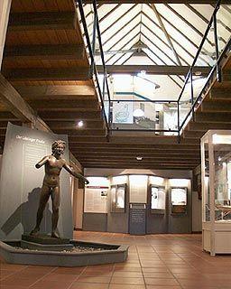 Rhein-Deich-Museum   Bislich - Dorf am Deich (Wesel am Niederrhein)