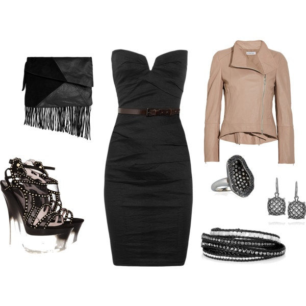 17 Best ideas about Girls Night Out Outfits on Pinterest | Polyvore Girls night outfits and ...