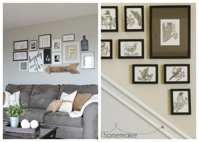 30 Best Wall Decor Ideas For Any Budget Somewhat Simple Wall