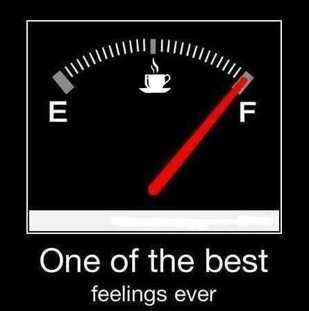 We hope your tank is full today! #Coffee #MrCoffee