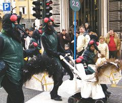 Mosche cavalline (FrankDepa) Tags: italy carnevale trieste maschere carrimascherati