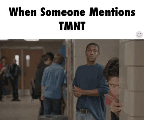 TMNT NERDS WELCOME