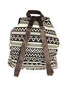 Check prints www.misstella.com - Aztec backpack - F02393