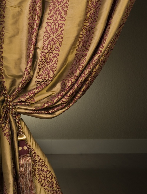 Rubia Embroidered Silk Curtain Bedroom Pinterest Ux Ui Designer Embroidered Silk And Silk