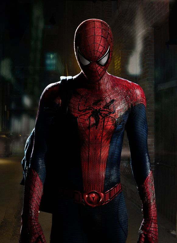 #Spiderman #Fan #Art. (Spider-Man Reboot Suit) By: MoviezAreMyLife. (THE * 5 * STÅR * ÅWARD * OF: * AW YEAH, IT'S MAJOR ÅWESOMENESS!!!™)[THANK Ü 4 PINNING!!!<·><]<©>ÅÅÅ+(OB4E)