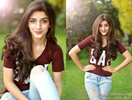 Mawra hussain . Pakistani Actress