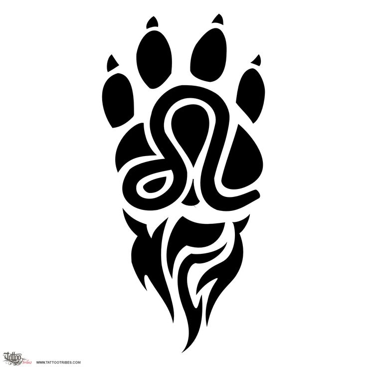 A Leo based idea that I want to alter to represent family members. (Design by TattooTribes.com)