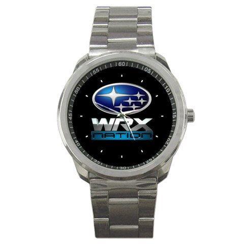 subaru wrx logo sport watches by hajarterus on Etsy, $14.50