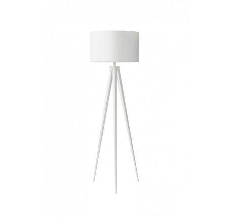 Zuiver staande lamp Tripod wit