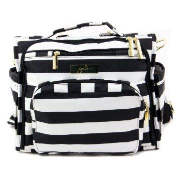 This Jujube diaper bag is the best bag I have ever owned for my newborn!