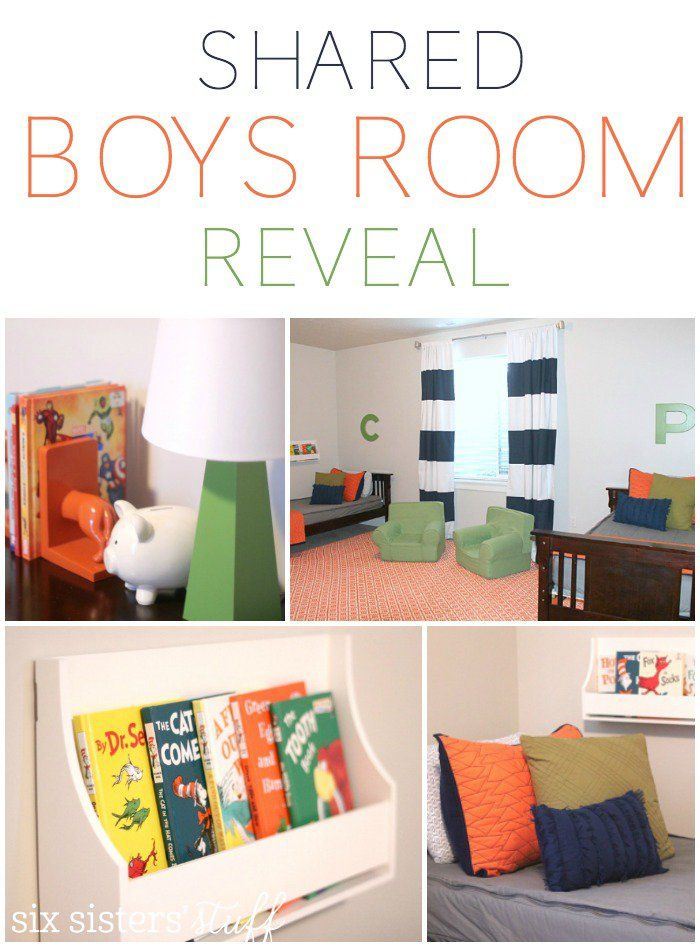 Shared Boys Geometrical Bedroom: 17 Best Images About Kids Bedrooms On Pinterest
