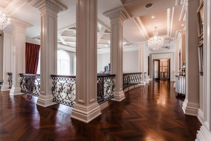 Magnificent Québec Castle – $3,295,000 mansion interior home luxury