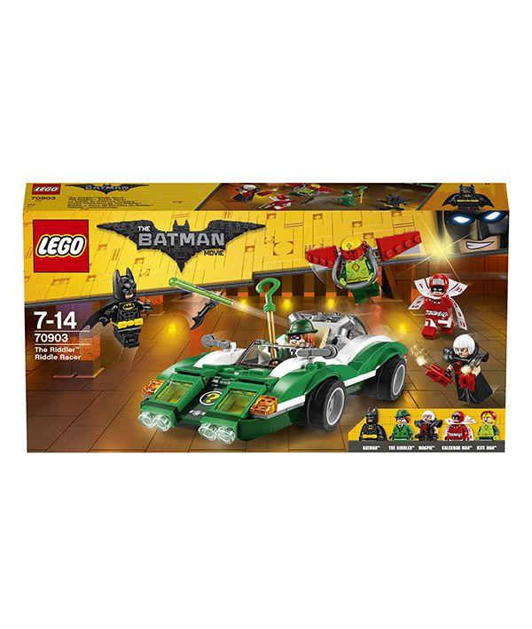 Lego Batman Movie 70903 Гоночный автомобиль Загадочника