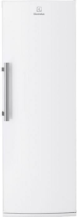 Electrolux ERF4114AOW är ett 185 cm högt kylskåp som tar hand om dina råvaror på ett bra sätt.  Fläkten FreeStore ser till att temperaturen blir jämnare och att luften snabbare kyls ned, perfekt om till exempel om dörren varit öppen en längre tid.