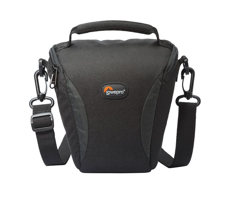 LOWEPRO  TLZ 20 Format Toploader DSLR Camera Bag - Black, Black Price: £ 19.99 The Lowepro TLZ 20 Format Toploader DSLR Camera Bag is a durable carry case for your DSLR camera that has been crafted from weather-resistant materials. Ample storage space The Lowepro TLZ 20 Camera Bag has plenty of room for your DSLR camera with an 18-55 mm lens. Inside you'll also find internal pockets for...