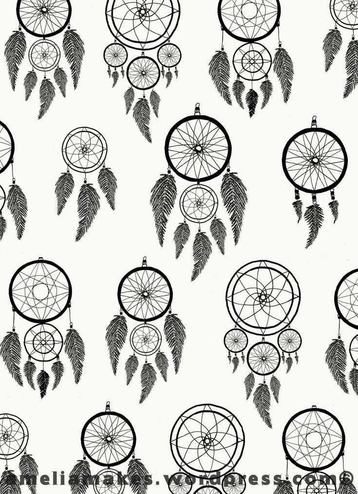 110 best dreamcatchers images on pinterest dream catcher for Dreamcatcher weave patterns