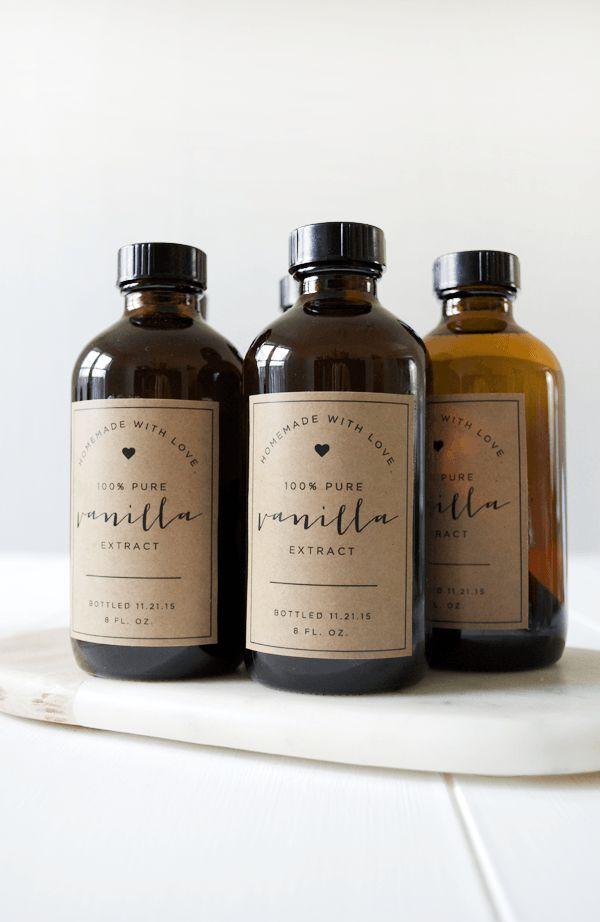 1000+ ideas about Homemade Vanilla Extract on Pinterest ...