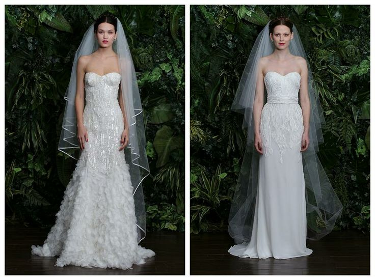 Naeem Khan Bridal Fall/Winter 2014 | Weddings Unveiled | Inspiring Style for Southern Weddings