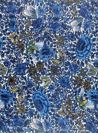 Eddy 11 Textile New England Mid Blue 7d5DJ