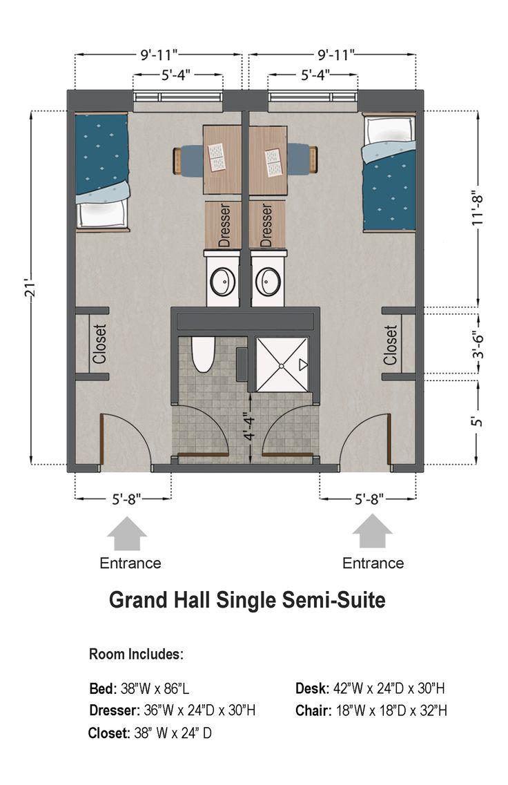 Dorm Room Plans: 169 Best Dorm Room Dreams Images On Pinterest