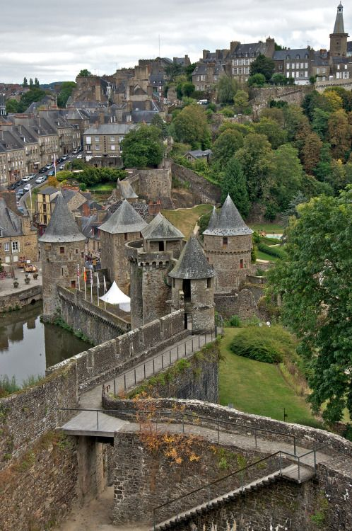 Fougeres. France (by David Tamargo)