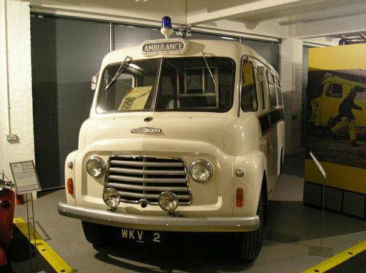 Commer BF Ambulance